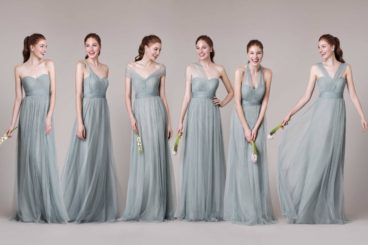 Bridesmaid & Flowergirl Dresses